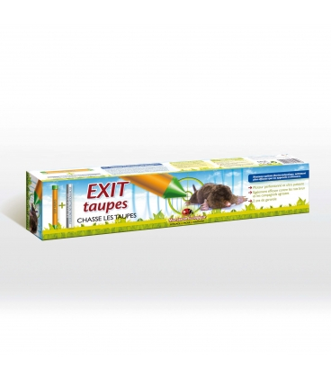 Exit Taupes  - Chasse-Taupes Professionnel