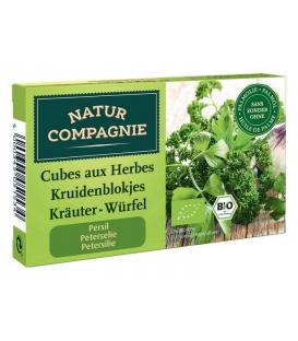 Cubes aux Herbes Sans Huile de Palme : Persil - Bio