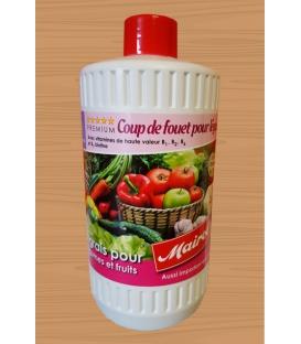 Engrais Coup de Fouet pour Légumes & Fruits Mairol
