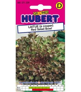 Graines de Laitue à Couper Red Salad Bowl
