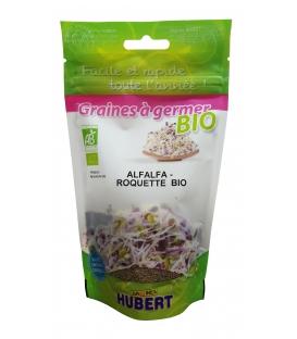 Graines à germer - Alfalfa - Roquette BIO