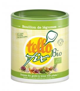 Bouillon de légumes BIO Tellofix