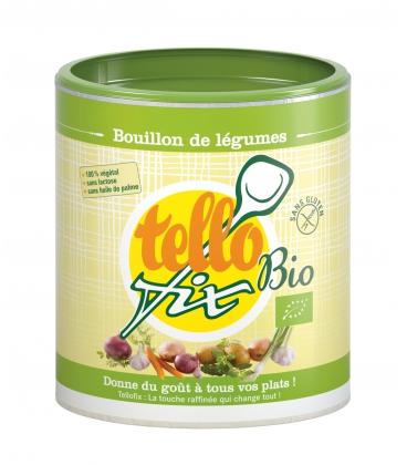 Bouillon de légumes BIO Tellofix 155g