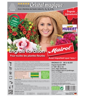 Engrais Floraison Sel 3 kg Mairol
