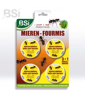 Boites Anti-fourmis X4