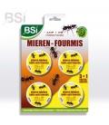 Boites Anti-fourmis X4