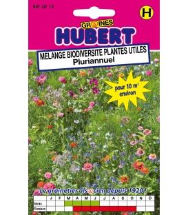 Mélange de graines Biodiversité Plantes Utiles - Pluriannuelles - Format ECO