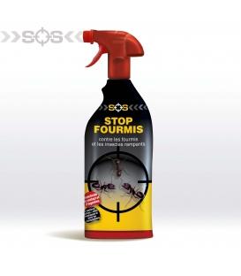 Stop Fourmis Prêt à l'Emploi Flacon Pulvérisateur de 800 ml