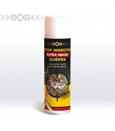 Destra Turbo Spray Guêpes 500 ml