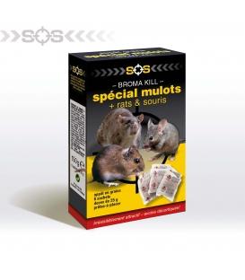 Broma Kill - Contre Rats Souris et Mulots