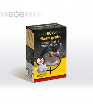 Flash Grain Appât Contre Les Souris