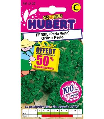 Graines de Persil Frisé Vert foncé Perle Verte +50%