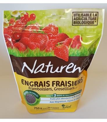 Engrais Fraisiers et Arbustes à Fruits NATUREN