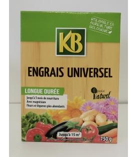 Engrais Universel Longue Durée UAB - 750 grammes