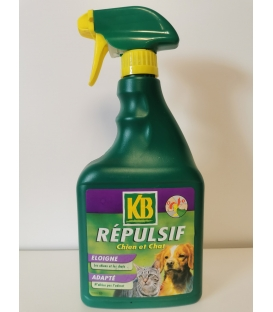 Spray Répulsif Chien & Chat 750 ml