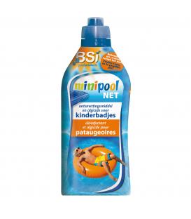 Mini-Pool Traitement Sans Chlore Pour Pataugeoires