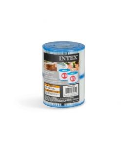 Lot de 2 Cartouches de filtration S1 Pure Spa Intex